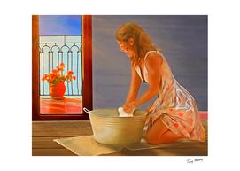 Cheerful Chores