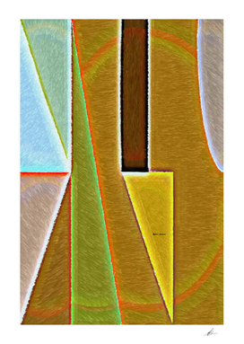 Scene with Sensitive Abstraction