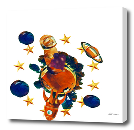 lost in space ART