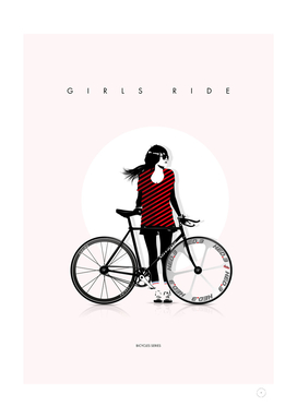 Girls ride