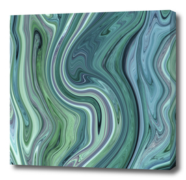 Green marble I