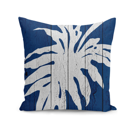 Blue Nature Dark Blue Palm5