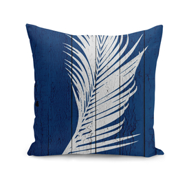 Blue Nature Dark Blue Palm4