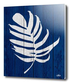 Blue Nature Dark Blue Palm7