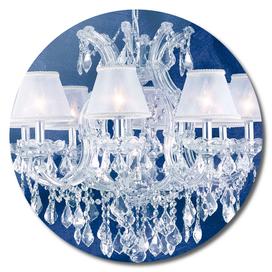 Cristal Blue Dance