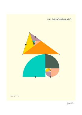 PHI: The Golden Ratio