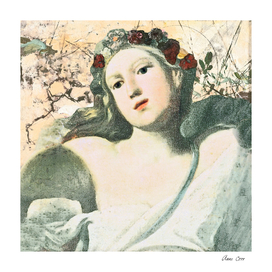 Flora - muse for Spring