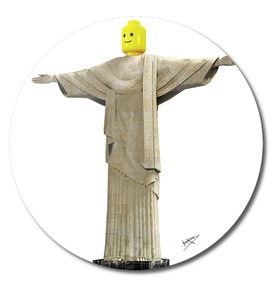 LEGO CORCOVADO