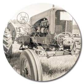 Vintage Tractor Durham NH