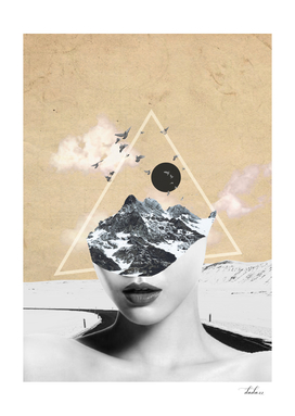 collage art / Wild Nature