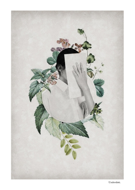 Floral portrait ...