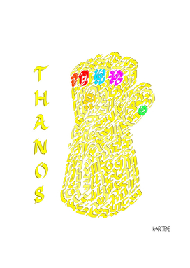 Infinity Gauntlet of Thanos