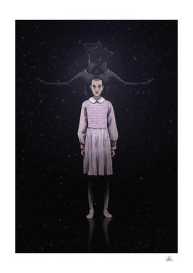 Eleven - Stranger Things Fan-art