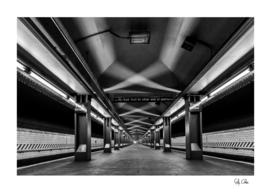 York Street Subway Station