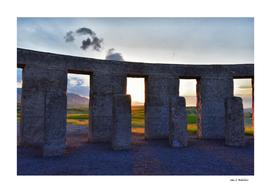 Stonehenge sunrise Zoetrope