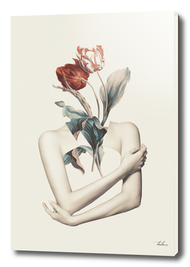 Inner beauty-collage