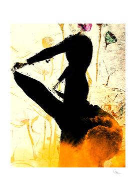Flamenco Dancer No.1