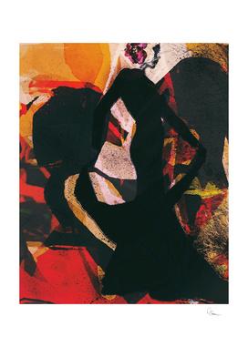 Flamenco Dancer No.2