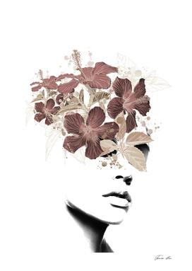 Lady flower II