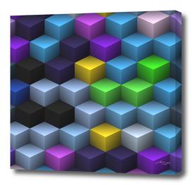 Isometric Cubes