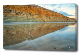 Bluff Reflections