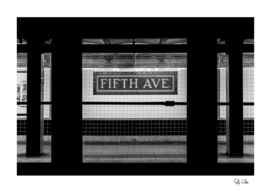 Fifth Ave Subway