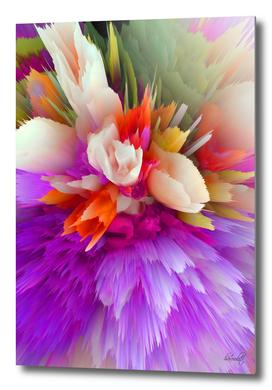 Flower blossom c