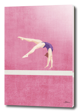 SUMMER GAMES / artistic gymnastics