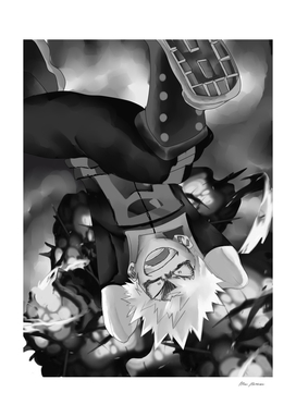 i will be the undisputed champion - katsuki bakugou