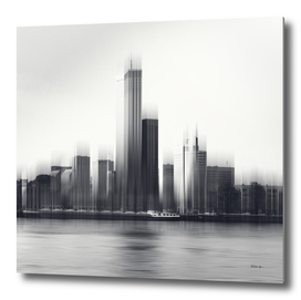 waking city II