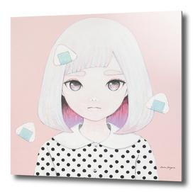 Onigiri Portrait