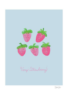Very Strawberry