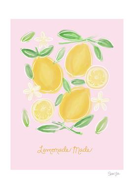 Lemonade Made