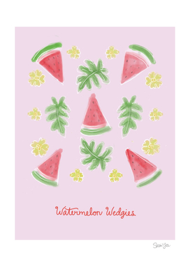 Watermelon Wedgies