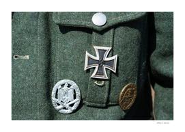uniform during World War II