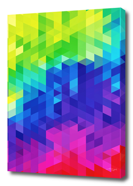 Abstract LGBT Pattern