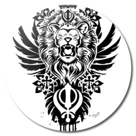 Khanda Warrior