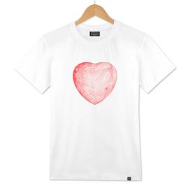 Fractal heart fantasy
