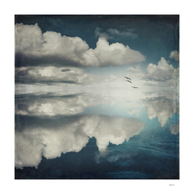 spaces II -sea of clouds