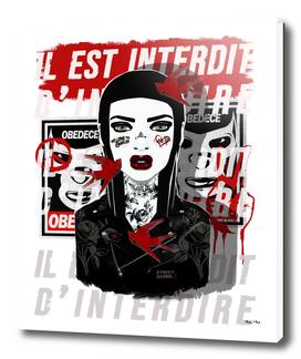 INTERDIT D'INTERDIRE