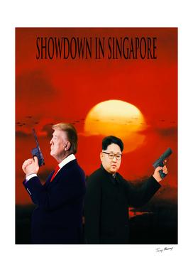 Showdown in Singapore