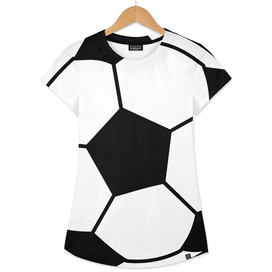 Soccer ball - pattern