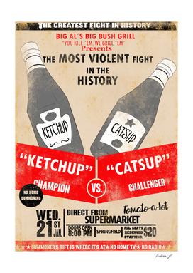 Ketchup vs Catsup