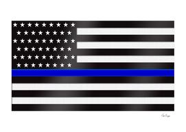 Fallen Officer Flag