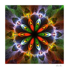 Fractal Flowers Fantasy