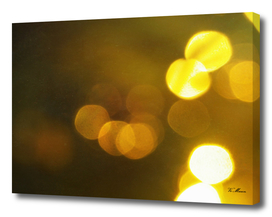golden lights