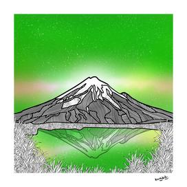 Mount Taranaki geometric Miner