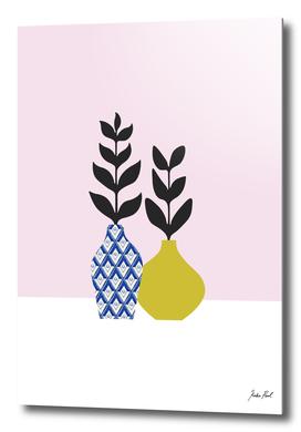 Floral Vase No.1