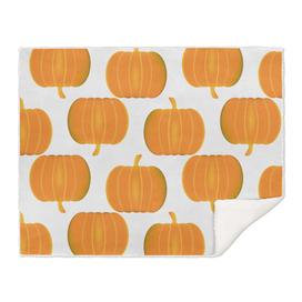 Ripe pumpkin