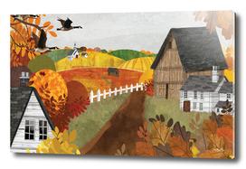 Autumn Village